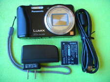 PANASONIC DMC-ZS19 14.1 MEGA PIXELS DIGITAL CAMERA BLACK