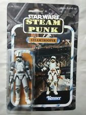 STAR WARS STEAM PUNK STEAMTROOPER STORMTROOPER WARS DKE BOOTLEG FIGURE 1/1