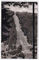 Ansichtskarte Kurort Willingen/Waldeck - Großschanze am Mühlenkopf -schwarz/weiß