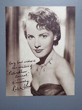R&L Ex-Mag/Book Vintage Print Page: Betty Hutton & Petula Clark