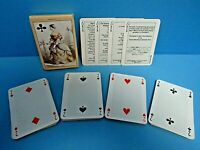 VINTAGE 'LA MODE PARISIENNE Editions.Dussere. France  PLAYING CARDS