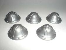 """PLAYMOBIL CHEVALIER CASQUE ARGENT """" Robber Barons """" 3667 3653"""