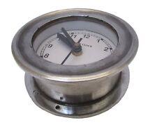 SHIP'S Nautical CLOCK – Marine WALL Clock – MARITIME / BOAT / NAUTICAL  (5012C)