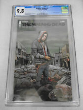WALKING DEAD #192 DEATH OF RICK GRIMES! ~CGC 9.8 IN HAND~ IMAGE 2019