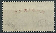 1949 TRIESTE A FIERA DI MILANO VARIETà DECALCO MNH ** - ED275