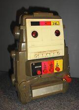 VINTAGE MEGO TOY 2-XL 8-TRACK TALKING ROBOT PARTS OR RESTORE