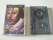 DIESEL PARK WEST - SHAKESPEARE ALABAMA - CASSETTE TAPE - FOOD EMI (1989)