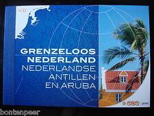 PRESTIGEBOEKJE PR 21 2008 GRENZELOOS NEDERLAND CAT.WRD. 25,00 EURO