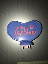 Littlest Pet Shop Turn Key Sign Replacement Part Biggest Playset House Blue Pink