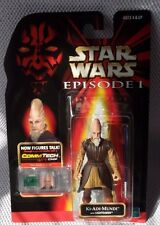 STAR WARS 1998  EPISODE I (Collection 3)  KI-ADI-MUNDI Figure and CommTech Chip