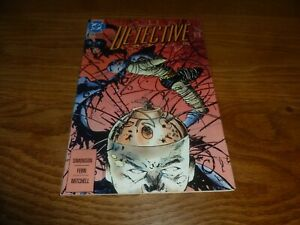 DETECTIVE Comic - No 636 - Date 09/1991 - DC Comic