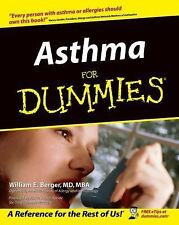 Asthma For Dummies Berger, William E. Paperback