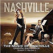 Nashville Cast - Music of Nashville (Season 2, Vol. 2) - NEW & SEALED