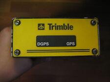 Trimble 33302-50 DGPS GPS Receiver, Used