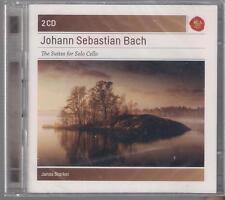 JANOS STARKER - JOHANN SEBASTIAN BACH 6 CELLO SOLO SUITES  2 CD  CD NEW & SEALED
