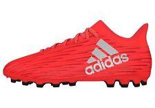 adidas X 16.3 Ag Men's Calcio Allenamento Solar Red/silver Met/hi-res Red 7 UK