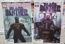 Black Panther #1 - In-Hyuck Lee 1:25 Variant + Regular Cover!  2018 VF+  @