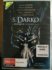 S. Darko - A Donnie Darko Tale - DVD - Daveigh Chase-It's Time to Travel Forward