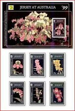 JER9904 Orchids 6 pcs. and the block