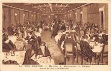 CPA 75 PARIS AU BON MARCHE MAISON A.BOUCICAUT SALON DE THE