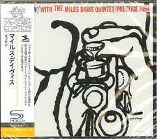 MILES DAVIS-COOKIN' WITH THE MILES DAVIS QUINTET -JAPAN SHM-CD C94