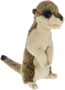 Meerkat Plush Stuffed Soft Toy 26cm Boris by Bocchetta CLEARANCE