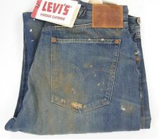 LVC Levi's LVC Vault 1 1901 -1922 Stumpy 501 Jeans 33X32 Made In USA #61 Levis