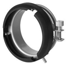 walimex S-Bajonett-Adapter für Studioblitze ohne Bajonett, bis Ø9,5 cm