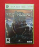 Too Human Xbox 360 Game New & Sealed Pal UK