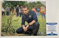 Antony Starr Autographed Banshee 8x10 Photo Signed The Boys With Beckett COA