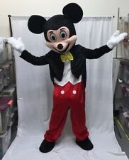 Mickey Mouse Adult Mascot Costume HEAD Disney Halloween Party Birthday Cosplay