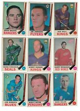 1969-70 OPC NHL Hockey Lot - Pick only the cards that you need - $3 each vg-ex