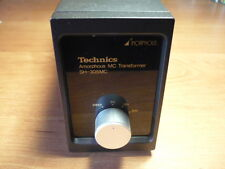 Technics SH-305MC Step Up Transformer
