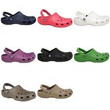 Crocs Flat (less than 0.5') Women's Slip On, Mules Shoes