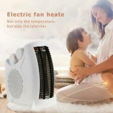 Portable Electric Desk Mini Air Heater Fan Home Warmer Heating Winter Fan US