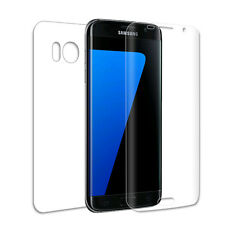 FULL BODY Clear Screen Protector Shield Guard Saver For Samsung Galaxy S7 Edge