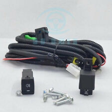 NEW high qulity Fog lamp light Wire harness & switch for Nissan Qashqai 2 VISIA