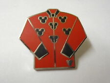 Disney Mickey Mouse Red Jacket Pin Badge