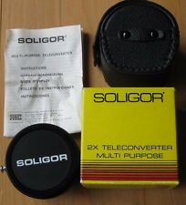 SOLIGOR MP Auto Tele-Converter 2x  to fit Y/C    !!!! NEU !!!!