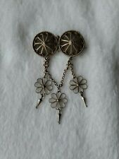 ANTIQUE NORWEGIAN SILVER 830S MARIUS HAMMER BROOCH