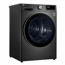 LG DVH9-09B Black Heat Pump Dryer