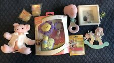 Lot 11 New Baby Girl Toys / Items Unopened