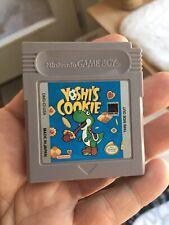Yoshi's Cookie (Nintendo Game Boy, 1993)