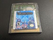 Warlocked Warlock Nintendo Game Boy Color EXMT condition cartridge authentic