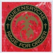 QUEENSRYCHE - RAGE FOR ORDER-REMASTERED  CD 15 TRACKS HARD ROCK/HEAVY METAL NEW+