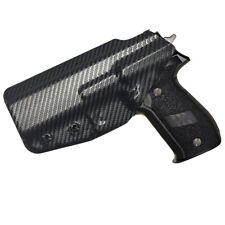 IWB Holster fits Sig Sauer P226 Kydex Concealment ~ Right Hand ~ AUDIBLE CLICK ~