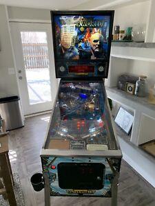 Gottlieb Waterworld Pinball Machine