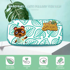 NEW Animal Crossing Storage Bag Carrying Hard Case Cover fit for Nintendo Switch