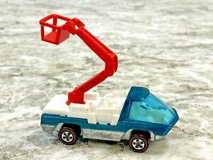 Hot Wheels Redline Snorkel Aqua White Interior Vintage Adult Collectors Toy Car