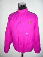 vintage sympatex Nylon Jacke glanz VVC GOLF pink jacket oldschool 80s M